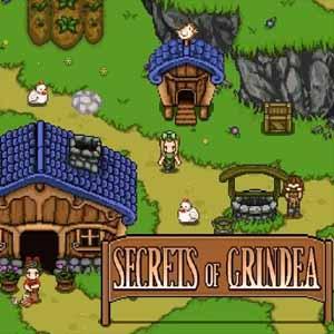 Acheter Secrets of Grindea Clé Cd Comparateur Prix