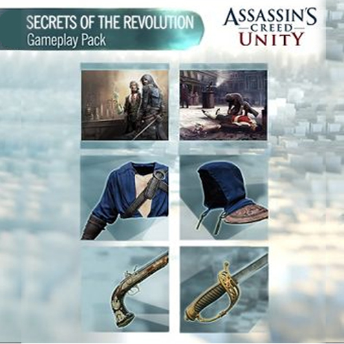 Acheter Assassin's Creed Unity Secrets of the Revolution Clé Cd Comparateur Prix