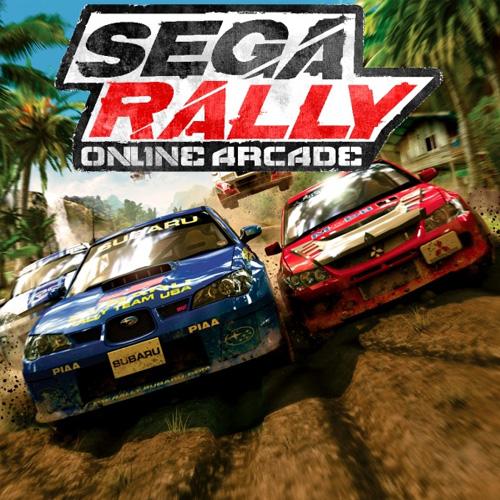 Acheter Sega Rally Online Arcade Xbox 360 Code Comparateur Prix