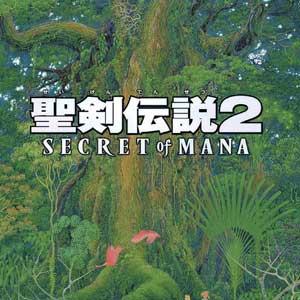 Seiken Densetsu 2 Secret of Mana