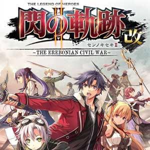 Acheter Sen no Kiseki 2 Kai The Erebonian Civil War PS4 Comparateur Prix