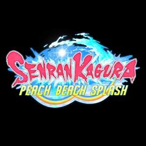 Senran Kagura Peach Beach Splash No Shirt, No Shoes, All Service Edition