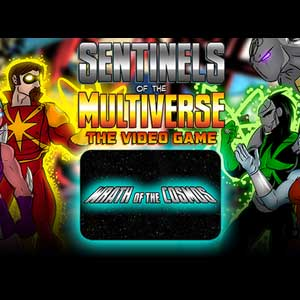 Acheter Sentinels of the Multiverse Wrath of the Cosmos Clé Cd Comparateur Prix