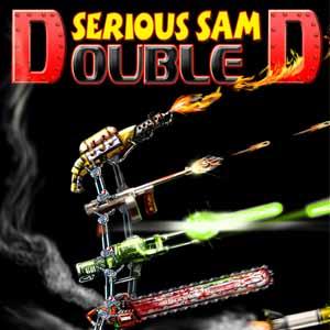 Acheter Serious Sam Double D Clé Cd Comparateur Prix
