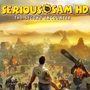 Acheter Serious Sam HD 2nd Encounter Clé Cd Comparateur Prix