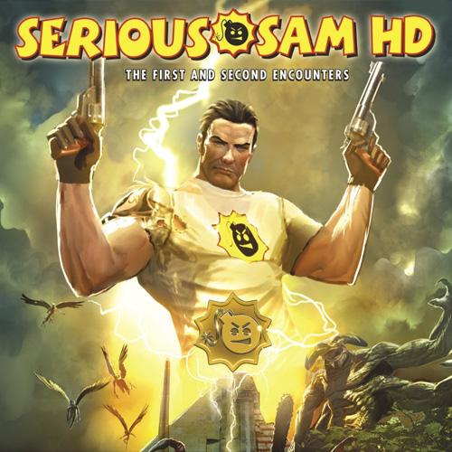 Acheter Serious Sam HD Xbox 360 Code Comparateur Prix