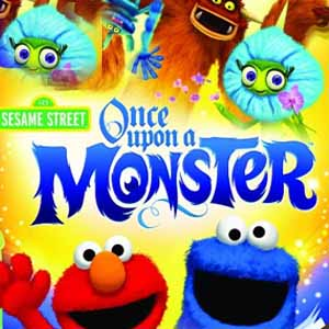 Acheter Sesame Street Once Upon a Monster Xbox 360 Code Comparateur Prix
