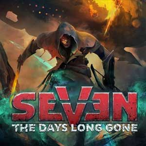 Seven The Days Long Gone Artbook, Guidebook and Map