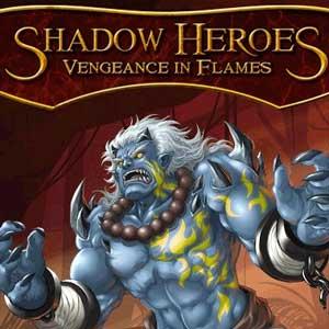 Acheter Shadow Heroes Vengeance In Flames Clé Cd Comparateur Prix