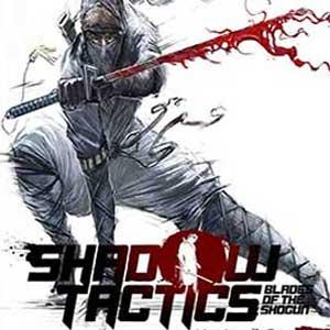Telecharger Shadow Tactics Blades of the Shogun PS4 code Comparateur Prix