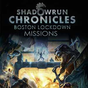Acheter Shadowrun Chronicles Boston Lockdown Missions Clé Cd Comparateur Prix