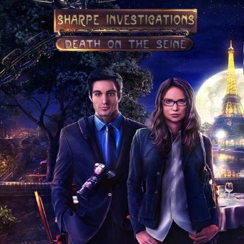 Sharpe Investigations Death on the Seine
