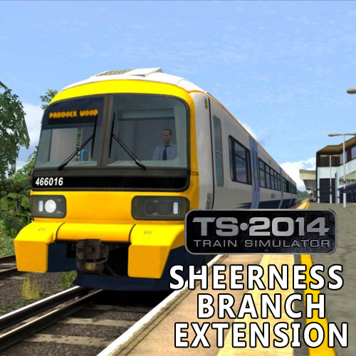 Acheter Train Simulator Sheerness Branch Extension Cle Cd Comparateur Prix