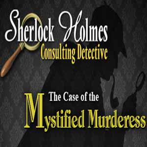 Acheter Sherlock Holmes Consulting Detective The Case of the Mystified Murderess Clé Cd Comparateur Prix