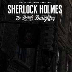 Telecharger Sherlock Holmes The Devils Daughter PS4 code Comparateur Prix