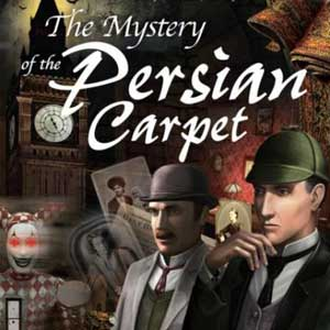 Sherlock Holmes The Mystery of the Persian Carpet