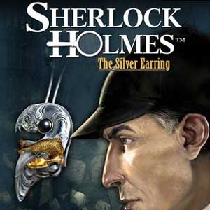 Acheter Sherlock Holmes The Secret of the Silver Earring Clé Cd Comparateur Prix
