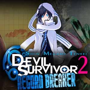 Shin Megami Tensei Devil Survivor 2 Record Breaker