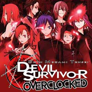 Acheter Shin Megami Tensei Devil Survivor Overclocked Nintendo 3DS Download Code Comparateur Prix