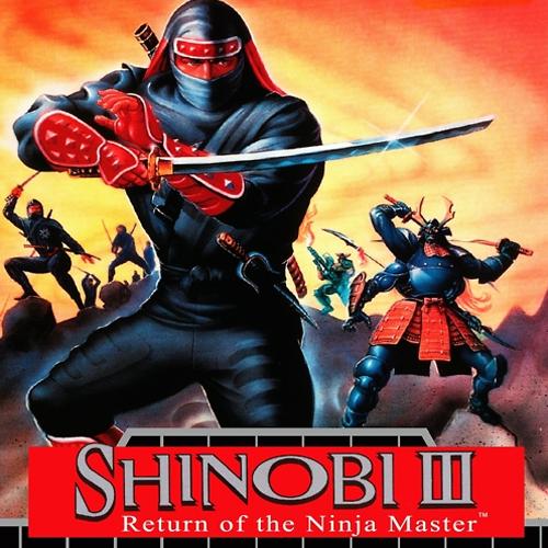 Shinobi 3 Return of the Ninja Master