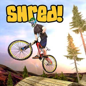 Acheter Shred Downhill Mountain Biking Clé Cd Comparateur Prix