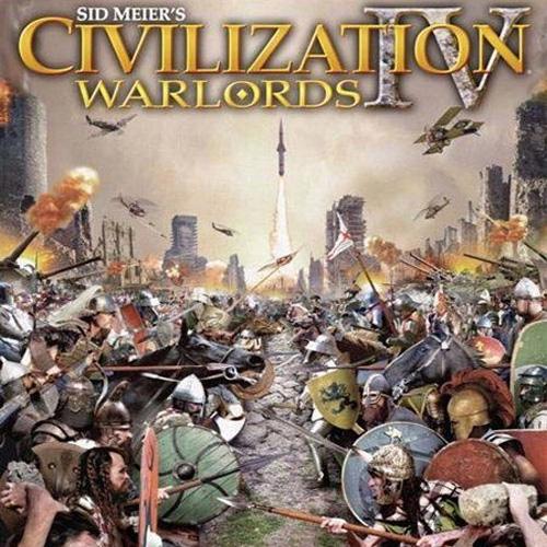 Acheter Sid Meiers Civilization 4 Warlords Clé Cd Comparateur Prix
