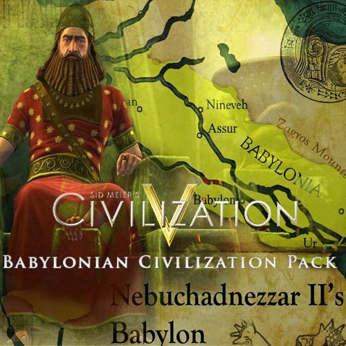 Acheter Sid Meiers Civilization 5 Babylon Nebuchadnezzar 2 Clé Cd Comparateur Prix