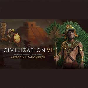 Acheter Sid Meiers Civilization 6 Aztec Civilization Pack Clé Cd Comparateur Prix
