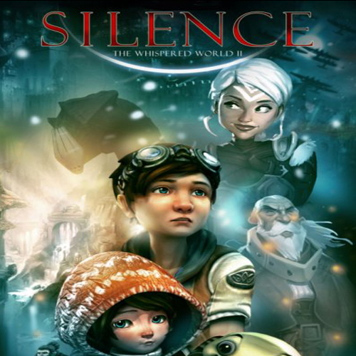 Acheter Silence The Whispered World 2 Xbox One Code Comparateur Prix