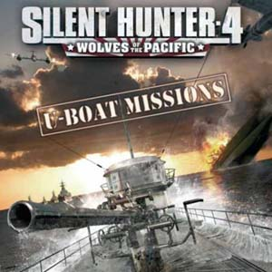 Silent Hunter 4 Wolves of the Pacific U-Boat Missions