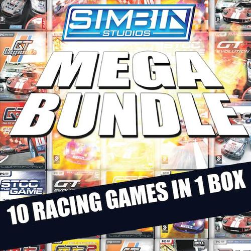 Acheter SimBin Mega Bundle Cle Cd Comparateur Prix