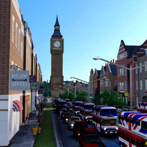 Acheter SimCity - London clé CD Comparateur Prix