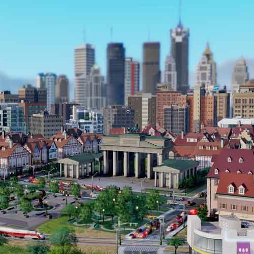 Acheter SimCity - Berlin clé CD Comparateur Prix