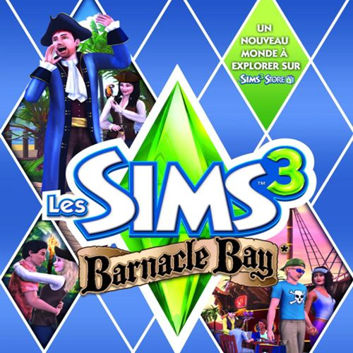 Acheter Sims 3 Barnacle Bay Cle Cd Comparateur Prix