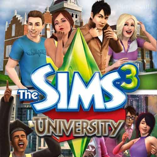Acheter Sims 3 university clé CD Comparateur Prix