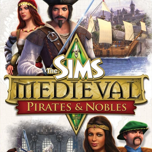 Sims Medieval Nobles & Pirates