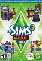 Sims 3 Movie Stuff