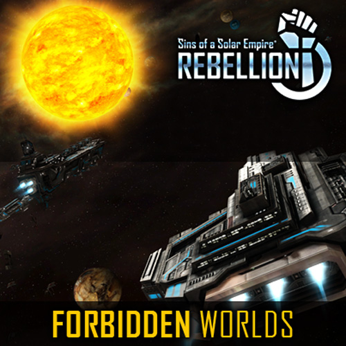 Acheter Sins of a Solar Empire Rebellion Forbidden Worlds Clé Cd Comparateur Prix