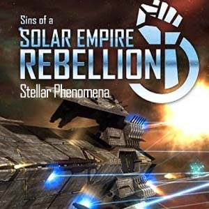 Acheter Sins of a Solar Empire Rebellion Stellar Phenomena Clé Cd Comparateur Prix