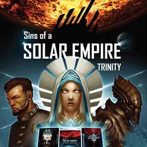 Acheter Sins of a Solar Empire Trinity Clé Cd Comparateur Prix