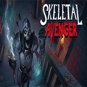 Acheter Skeletal Avenger Clé CD Comparateur Prix