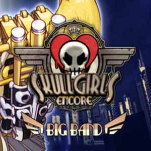 Acheter Skullgirls Big Band Clé Cd Comparateur Prix