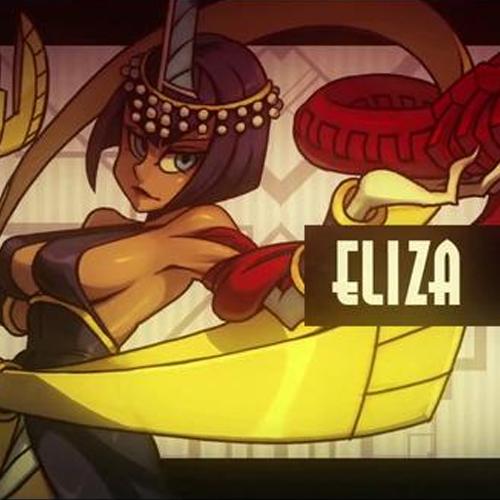Skullgirls Eliza