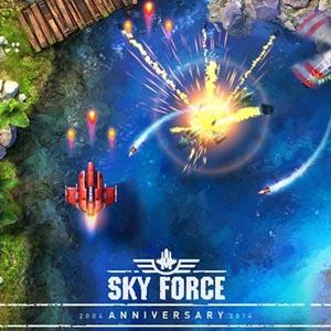 Acheter Sky Force Anniversary Clé Cd Comparateur Prix