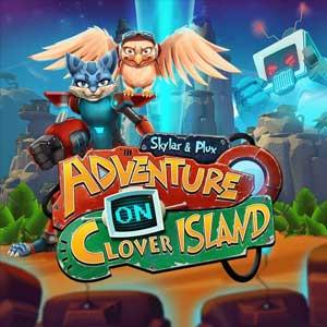 Skylar & Plux Adventure on Clover Island