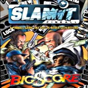 Acheter SlamIt Pinball Big Score Clé Cd Comparateur Prix