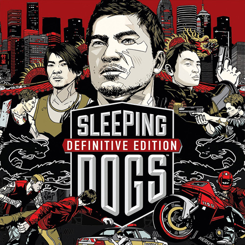 Telecharger Sleeping Dogs Definitive Edition PS4 code Comparateur Prix