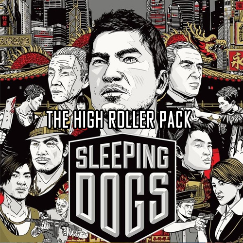 Acheter Sleeping Dogs The High Roller Pack Clé Cd Comparateur Prix