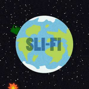 SLI-FI 2D Planet Platformer