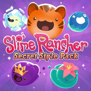 Slime Rancher Secret Style Pack